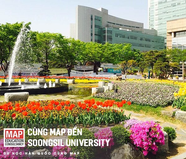Đại học Soongsil – Ngôi trường trăm tuổi giữa lòng Seoul