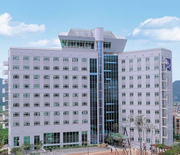 Ký túc xá tiện nghi tại Đại học Quốc gia Andong ANU