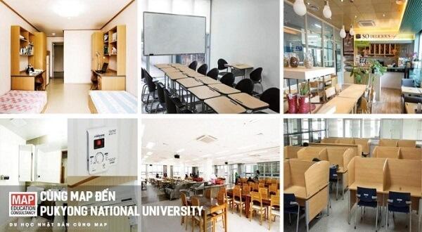 Ký túc xá Đại học Quốc gia Pukyong