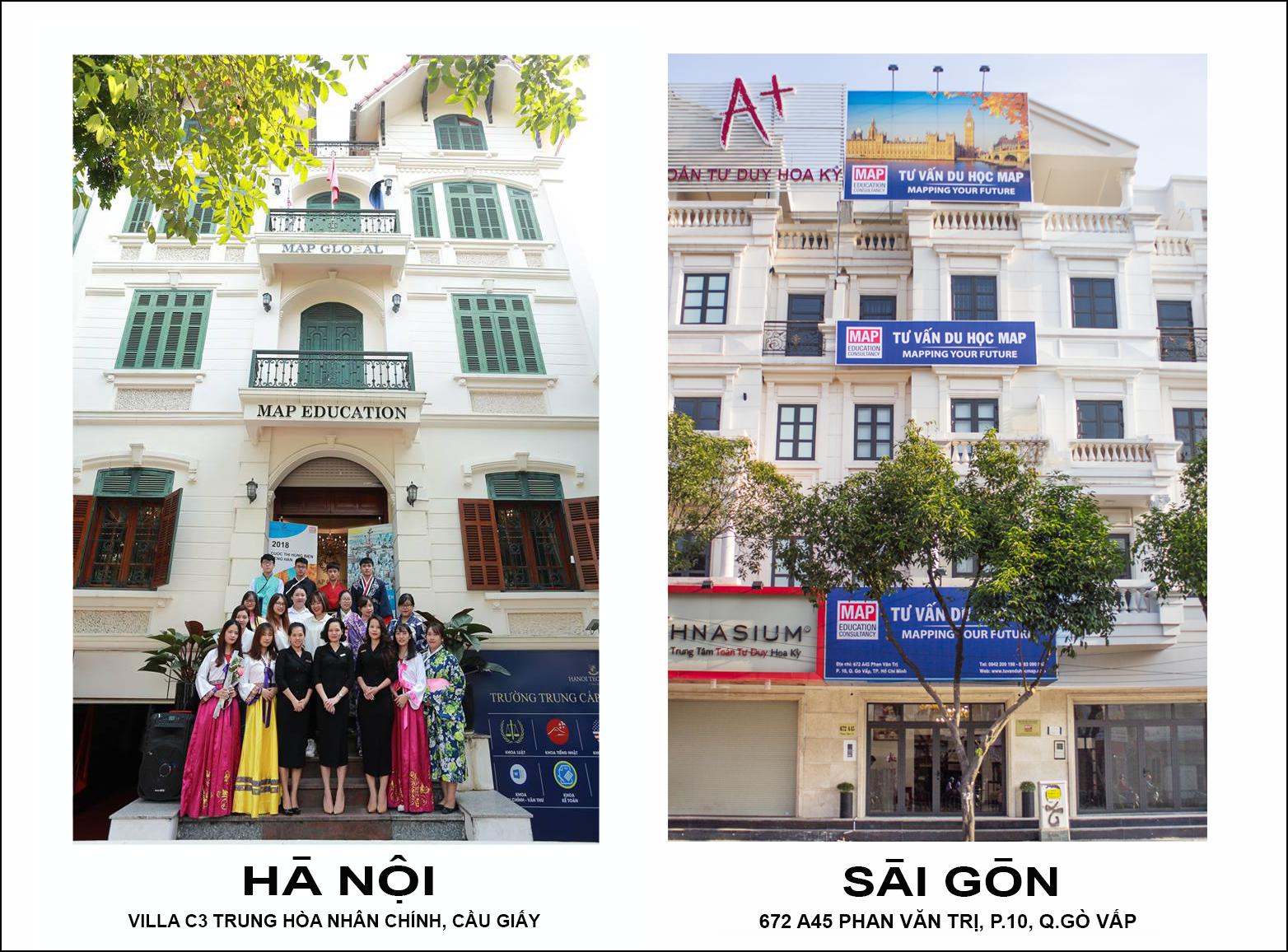 Trở thành sinh viên Hanyang 2019 cùng Du Học Map