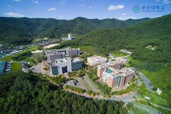 Đại học Quốc Gia Pusan - Học xá Miryang