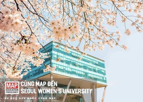 Cùng Du học MAP khám phá Seoul Women's University