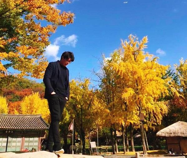 Quang Thanh - Sinh viên soái ca của Map tại Đại học Korea