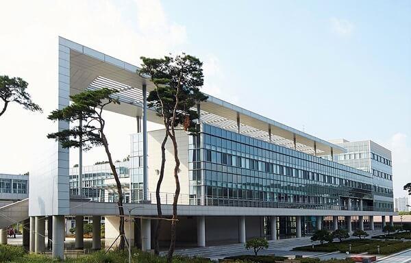 Khoa Thiết kế tại ĐH Cheongju
