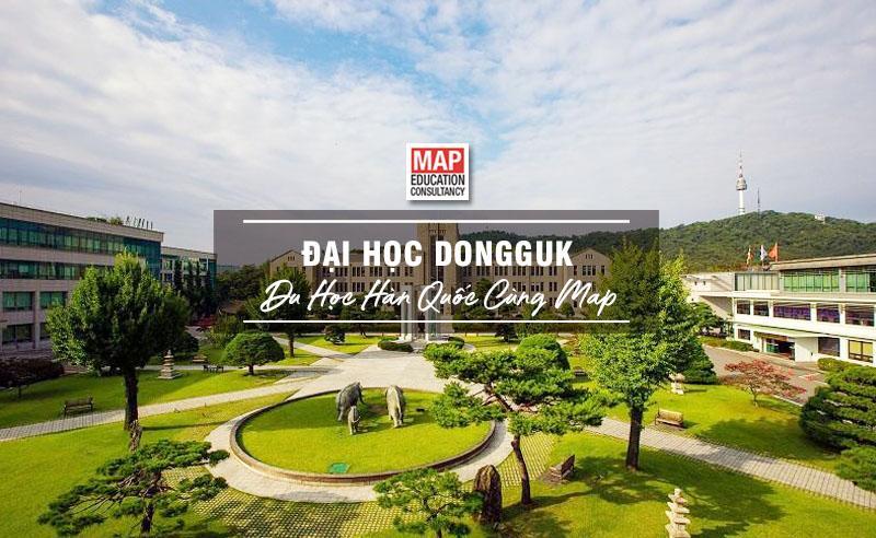 Cùng Du học MAP đến Đại học Dongguk