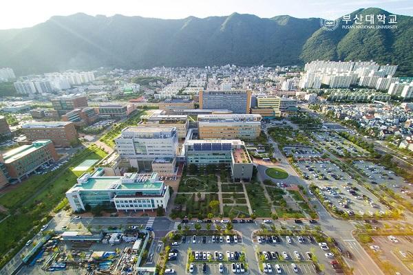 Đại học Quốc Gia Pusan - Học xá Yangsan