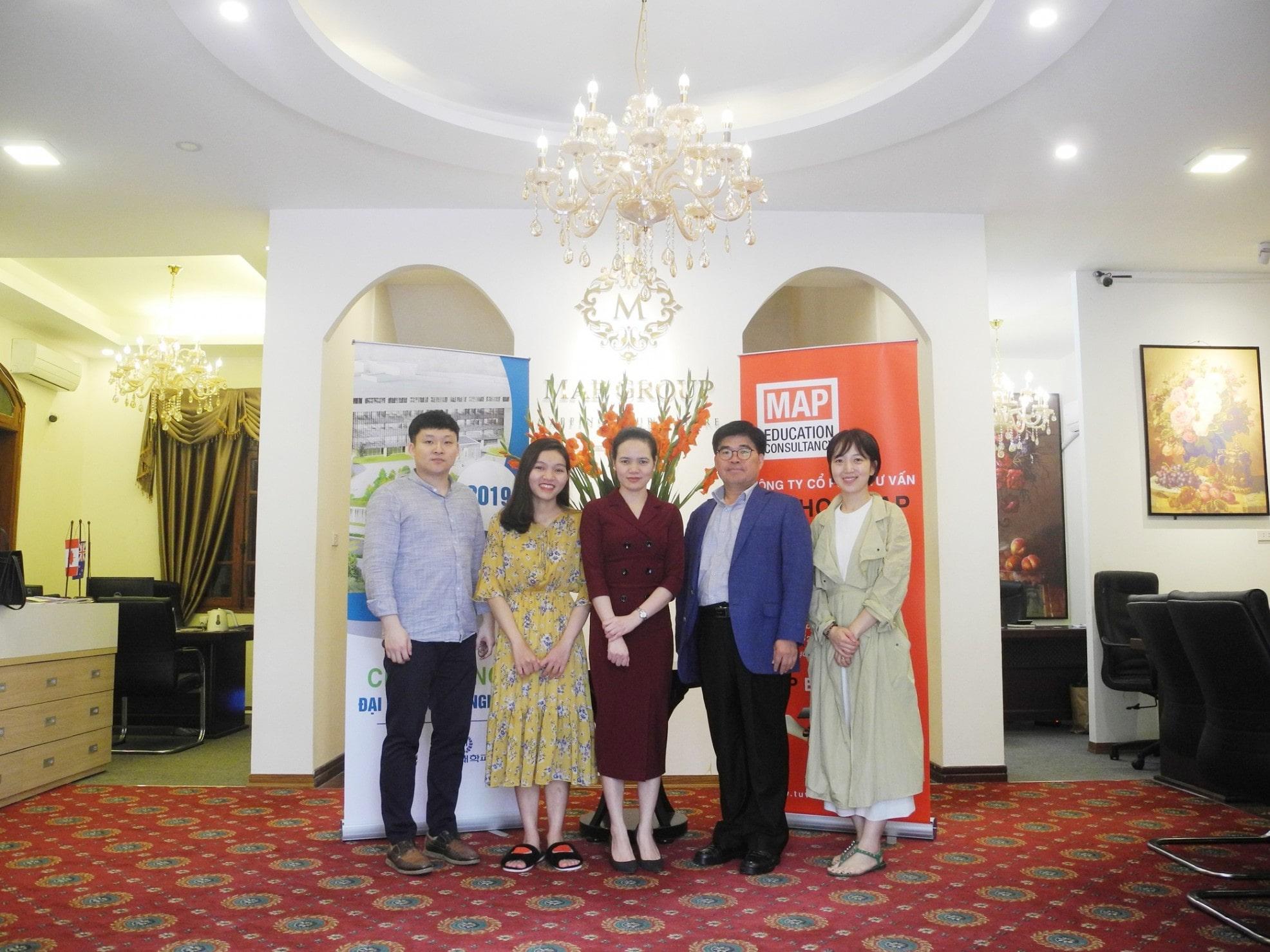 Hội Thảo Đại Học Quốc Gia Chungnam