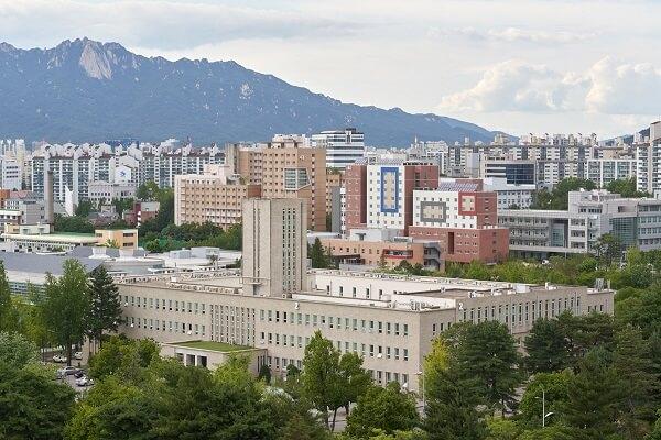 Hội trường Dasan trường Đại học Khoa học và Công nghệ Quốc gia Seoul Hàn Quốc