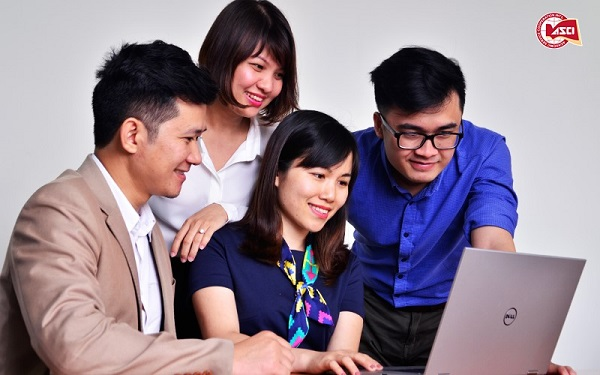 Đội ngũ tư vấn viên của Công ty Du học Toàn cầu ASCI