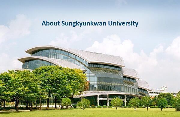 Du học hệ tiếng Anh tại Hàn Quốc cùng MAP ở Đại học Sungkyunkwan