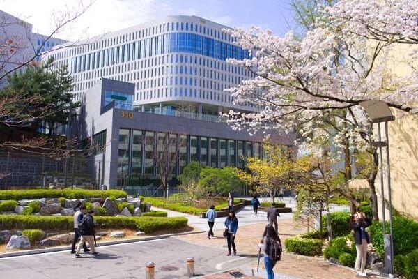 Du học hệ tiếng Anh tại Hàn Quốc tại Đại học ChungAng