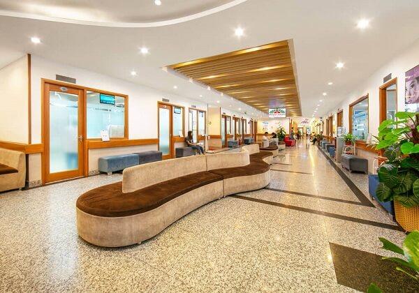 bệnh viện Hồng Ngọc Keangnam