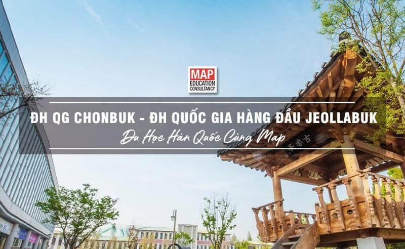 Đại học Quốc gia Chonbuk – Đại học Quốc gia hàng đầu tỉnh Jeollabuk