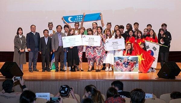 Ngày hội giao lưu Du học sinh quốc tế tại SeoulTech