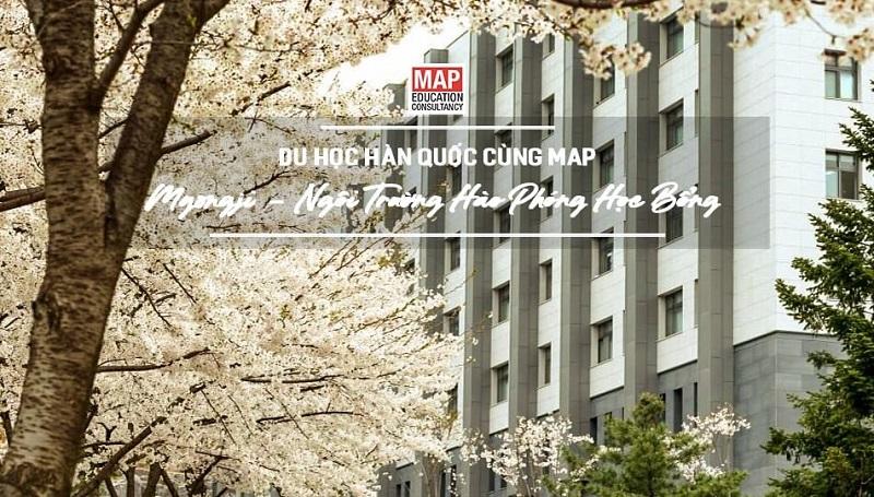 Cùng Du học MAP khám phá Đại học Myongji – Ngôi trường hào phóng học bổng nhất Seoul