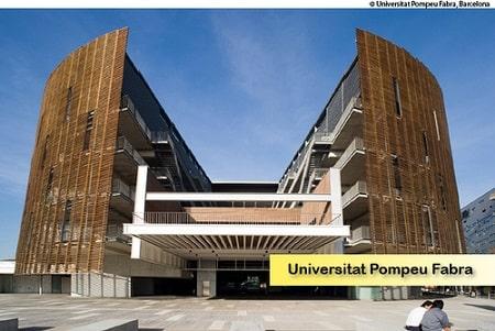 Đại Học Pompeu Fabra (Pompeu Fabra University – UPF)