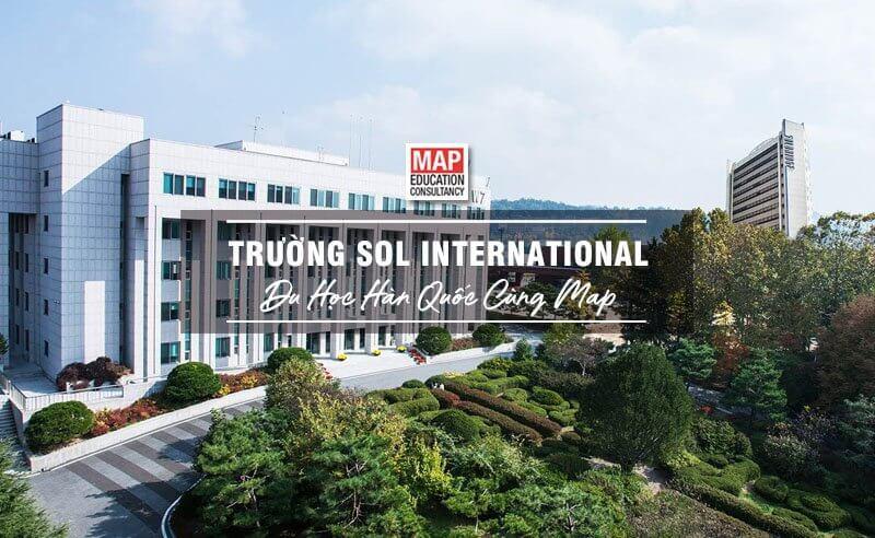 Cùng Du học MAP khám phá trường Sol International Hàn Quốc