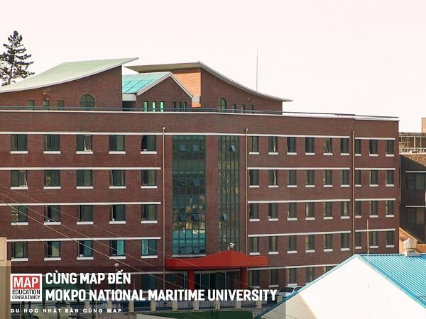 Cùng MAP đến Đại học Hàng hải Quốc gia Mokpo Hàn Quốc