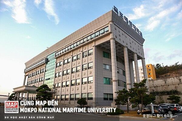Học xá chính của Mokpo National Maritime University