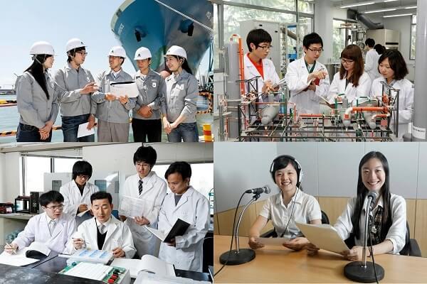 Các ngành học nổi bật tại ĐH Ulsan
