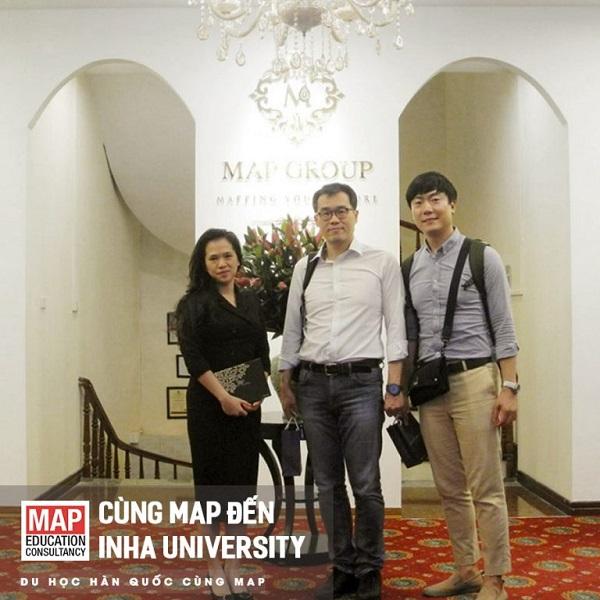 Sinh viên Đại học Inha có cơ hội nhận rất nhiều hình thức học bổng