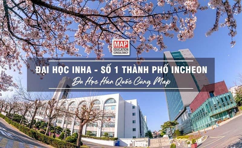 Đại học Inha – Đại học công số 1 Incheon