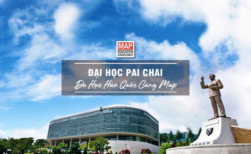 Cùng Du học MAP khám phá trường Đại Học Pai Chai Hàn Quốc