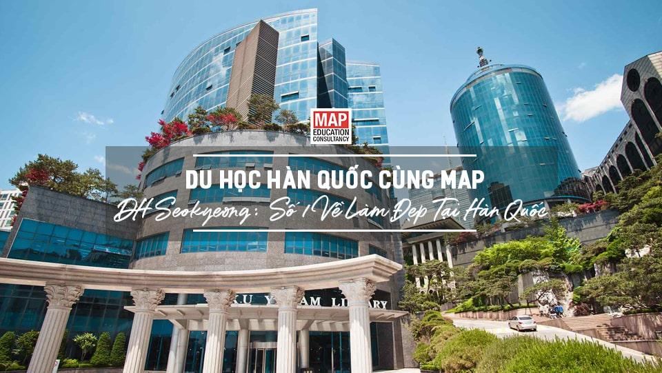 Hội Thảo Du Học Hàn Quốc – Trường Đại Học Seokyeong Tại MAP 09.08.2019