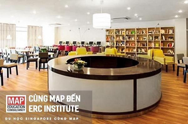 Cùng MAP du học ERC Singapore