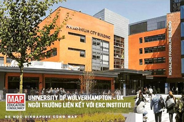 Trường liên kết với Đại học Wolverhampton