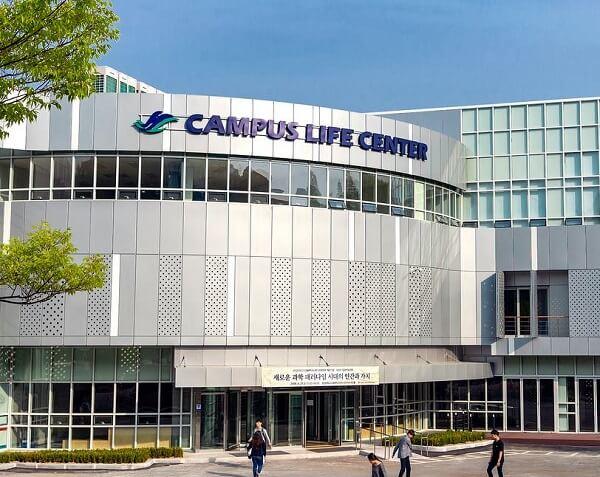 Trung tâm Hỗ trợ Sinh viên tại trường đại học Hallym Hàn Quốc