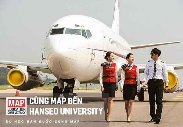 Đại Học Hanseo – Trường Đào Tạo Hàng Không Hàng Đầu Hàn Quốc