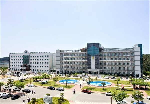 Cơ sở chính của trường Hanseo tại Seosan