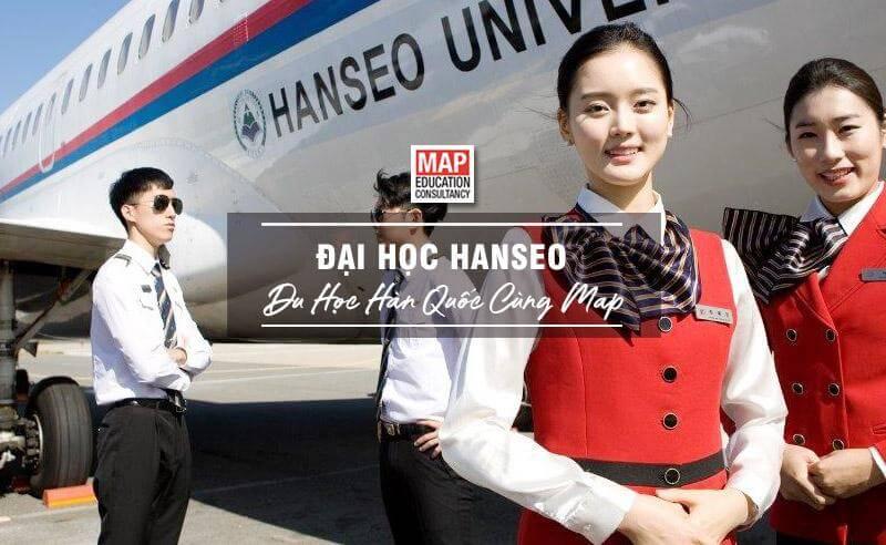 Cùng Du học MAP khám phá trường Đại Học Hanseo Hàn Quốc