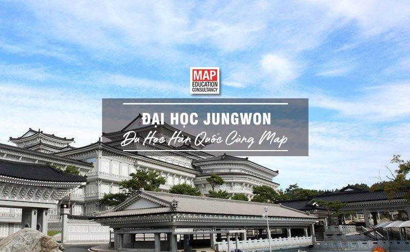 Cùng Du học MAP khám phá trường Đại Học Jungwon Hàn Quốc