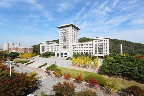 Toàn cảnh khuôn viên trường SunMoon