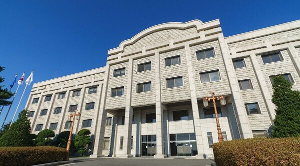 Học xá chính tại Đại học Daejin