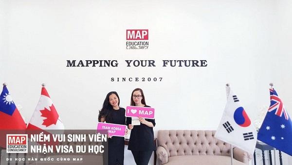 Sinh viên MAP đáp ứng đủ các điều kiện sức khỏe đi du học Hàn Quốc