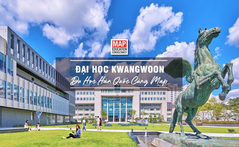 Cùng Du học MAP khám phá trường Đại Học Kwangwoon Hàn Quốc