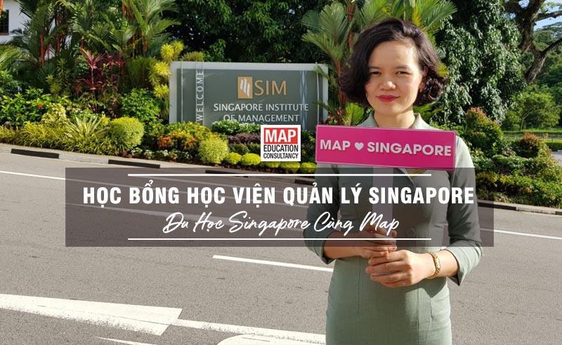 Cùng MAP tìm hiểu 2 chương trình học bổng Học viện Quản lý Singapore năm 2020