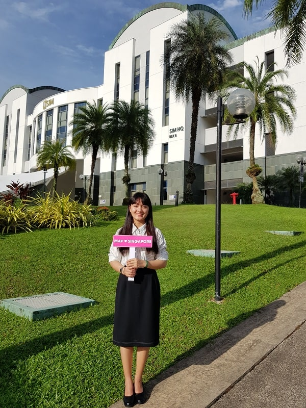 Cùng MAP du học trường SIM Singapore