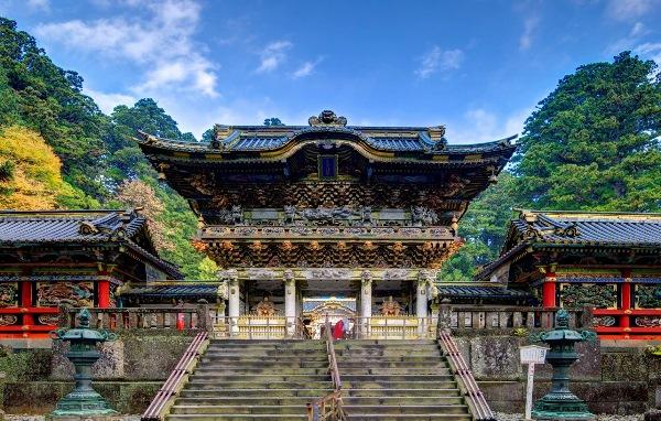 Đền thờ Nikko Toshogu