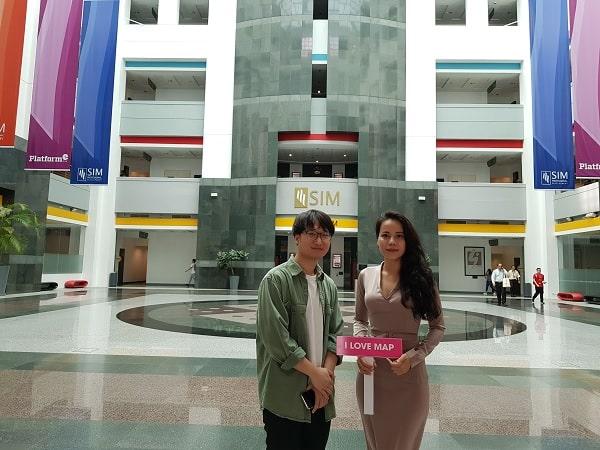 Cùng MAP gặp gỡ sinh viên ưu tú được nhận học bổng Học viện Quản lý Singapore