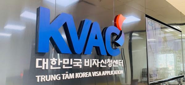 Trụ sở Trung Tâm Đăng Ký Visa Hàn Quốc
