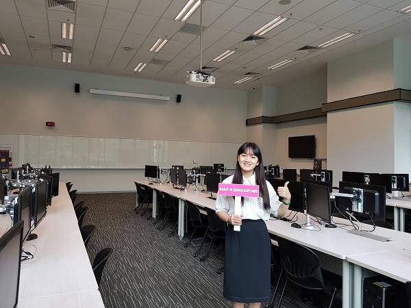 Cùng MAP đến trường đại học SIM Singapore