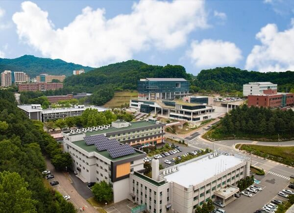 Toàn cảnh Korea National University of Transportation