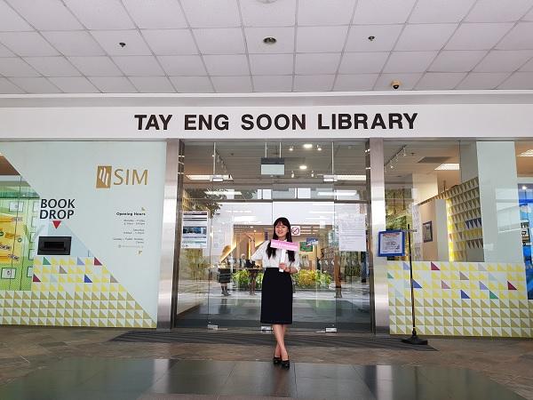 Trường SIM Singapore có cơ sở vật chất hiện đại và lớn nhất trong hệ thống các trường tư thục tại Sing