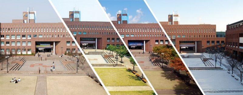 Bốn mùa tại ĐH Bách khoa Hàn Quốc