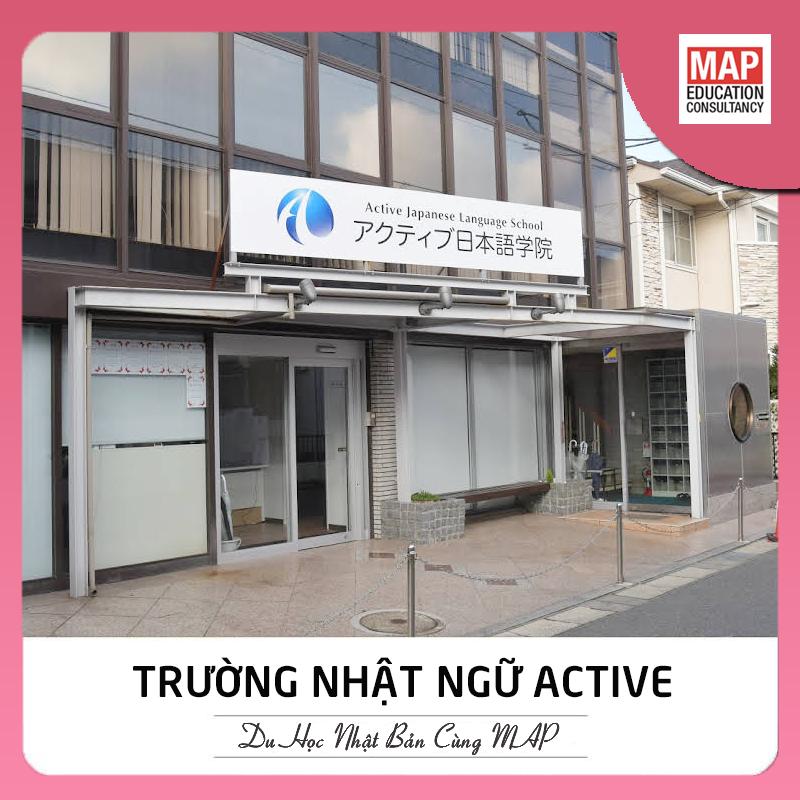 Trường Nhật ngữ Active