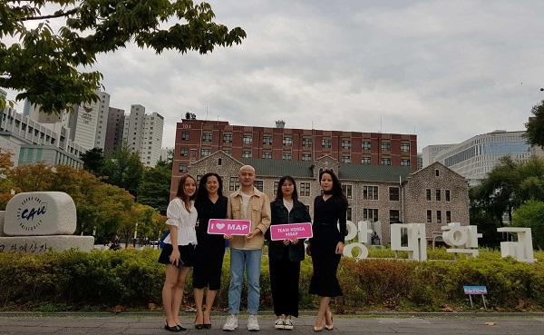 Đại học ChungAng nhiều năm nằm trong Top trường visa thẳng 1% du học Hàn Quốc